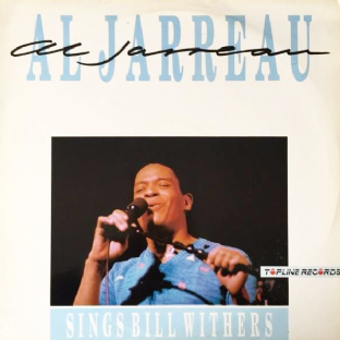 Al Jarreau ‎- Sings Bill Withers (LP) (VG/G-VG)